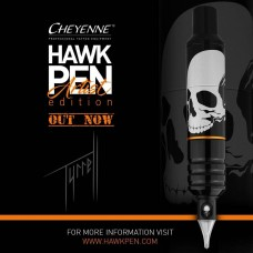 CHEYENNE HAWK PEN Artist Edition - Bob Tyrrel